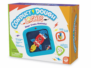 Conduct Dough Lights by MindWare