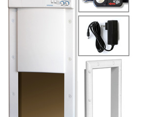 High Tech Pet Fully Automatic Power Pet Door