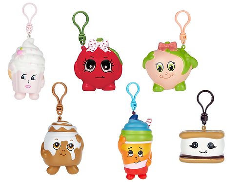 Whiffer Squishers, Series 1 by Bearington Collection
