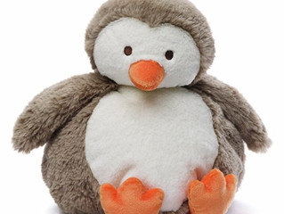 Gund Chub Penguin Baby Stuffed Animal