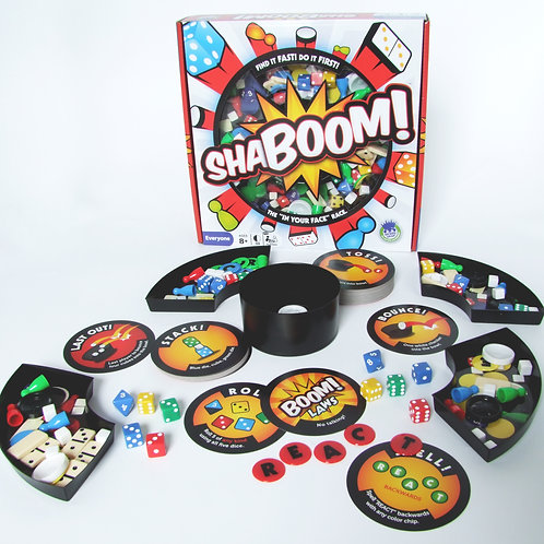 SHABOOM! by The Haywire Group