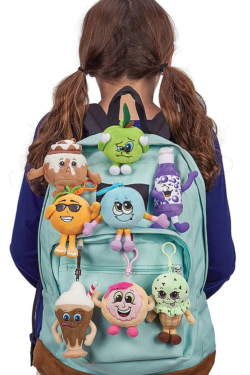 Whiffer Sniffers - Series 4 Backpack Clips by Whiffer Sniffers