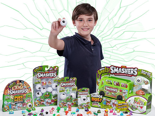 SMASHERS™ Series 2: GROSS SMASHERS by ZURU