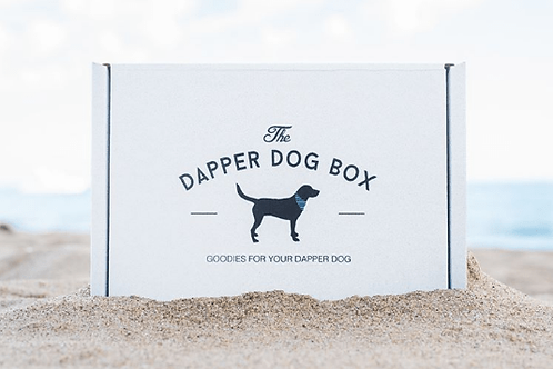 The Dapper Dog Box Monthly Subscription Theme Box