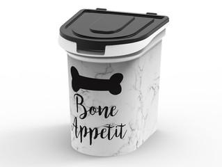 Bone Appetit 26 lb. Pet Food Bin
