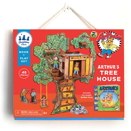Arthur's Tree House by Storytime Toys