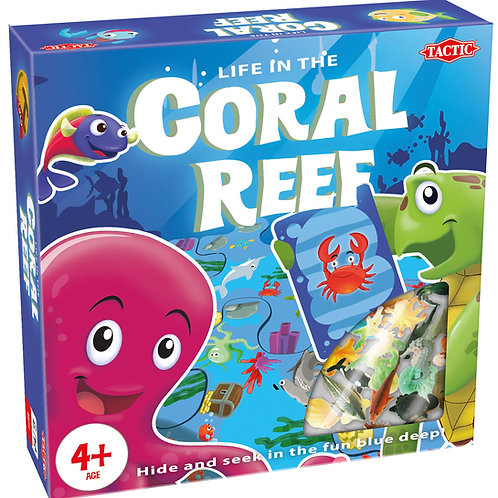 Coral Reef by Tactic Games