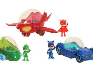 PJ Masks Deluxe Vehicles