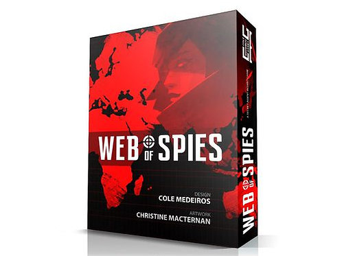 Web of Spies by Golden Bell Studios