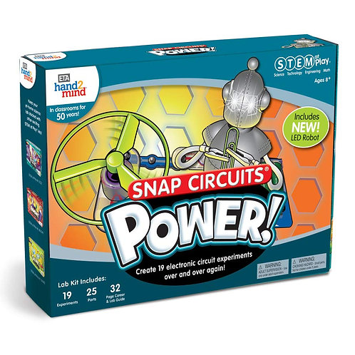 STEM at Play™ POWER! by hand2mind®