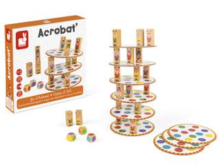 Janod Acrobat Skill Game