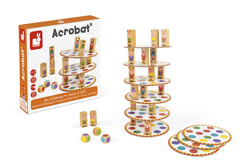 Janod Acrobat Skill Game by ALEX Brands