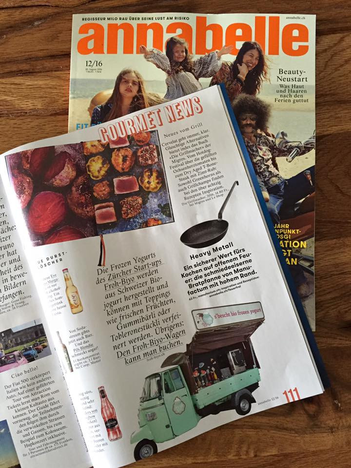 annabelle gourmet news