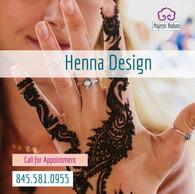 Henna Design Sessions