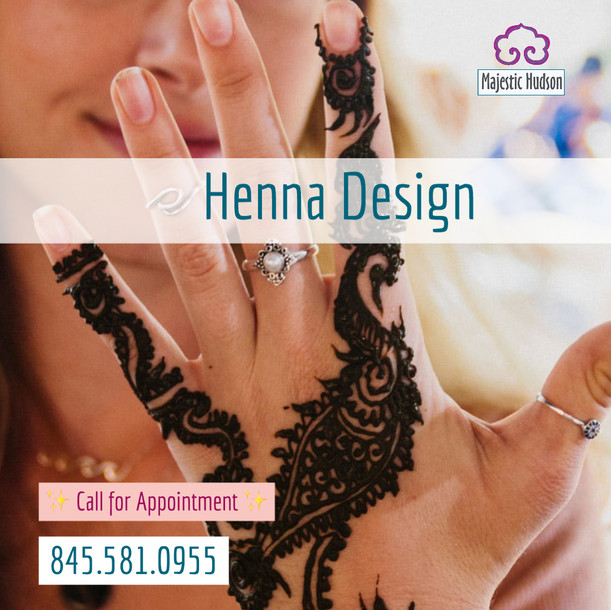 Henna Design Sessions