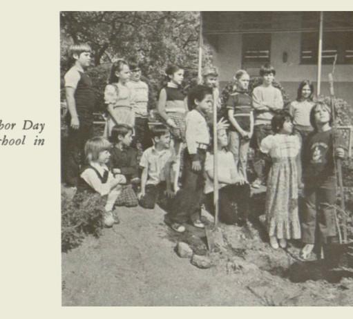 Arbor Day Planting