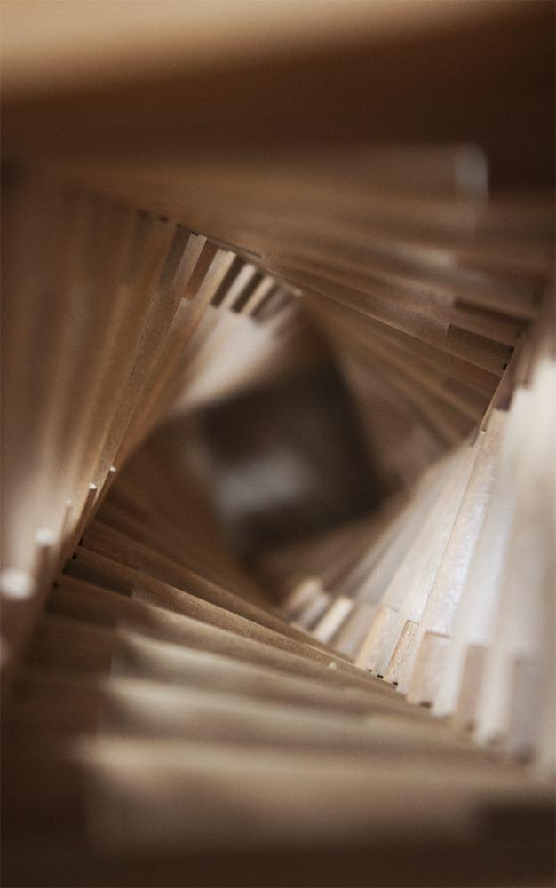 interior helix