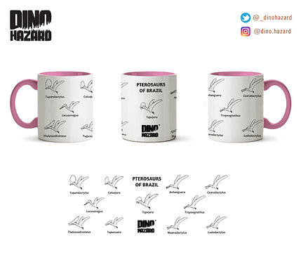 PTEROSAURS OF BRAZIL Mug
