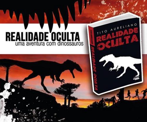 Realidade Oculta Livro Em Portugues Dino Hazard
