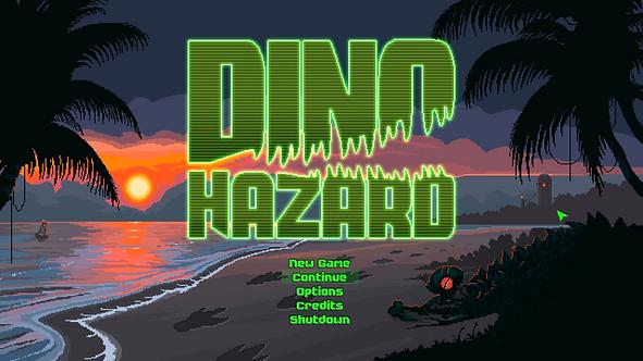 DINO HAZARD: jogo em Acesso Antecipado na Steam