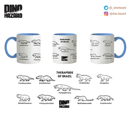 Caneca THERAPSIDS OF BRAZIL