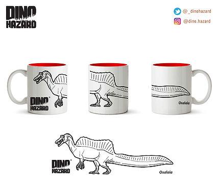 Caneca de Dinossauro - PREHISTORIC BEASTS OF BRAZIL
