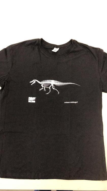 Camiseta Irritator esqueleto
