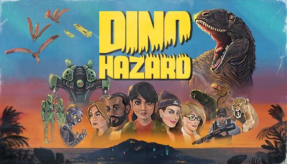 DINO HAZARD®: Acesso Antecipado na Steam