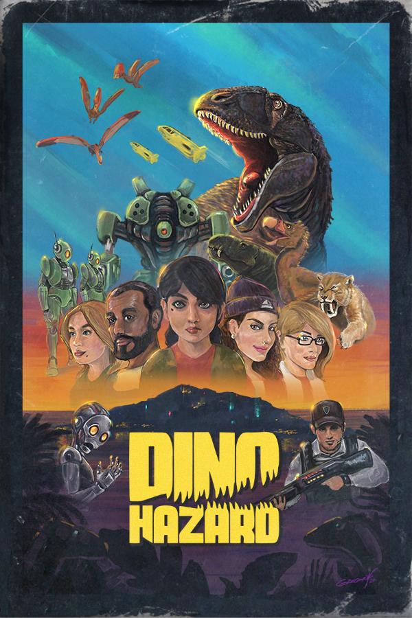 Dino Hazard poster.png