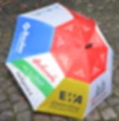 CityUmbrella Schirm aus Altdorf