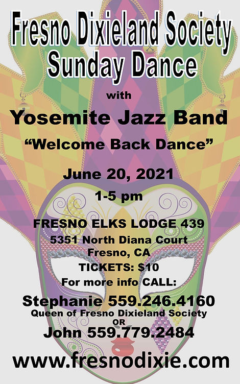 2019.10.13 Yosemite Jazz Band Diana Cour