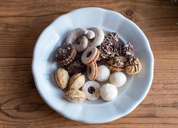 Vánoční cukroví - výběr druhů