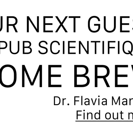 Our next Guest is.. Dr. Flavia Mancini