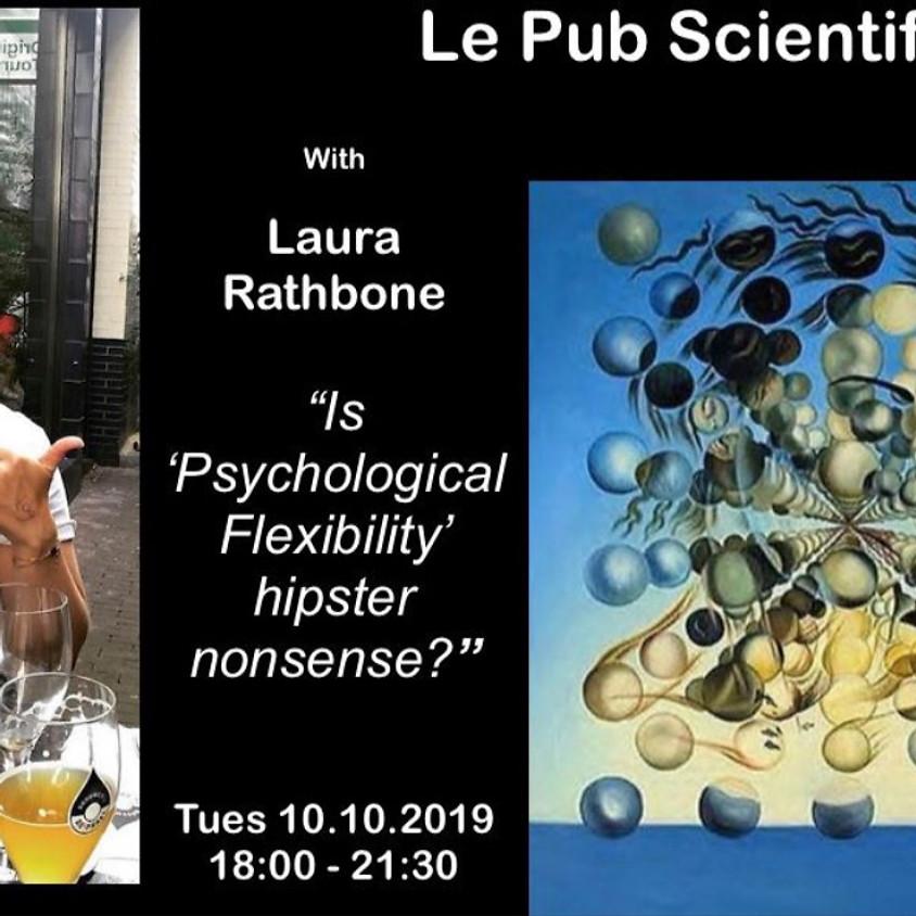 Le Pub Scientifique #10 - Laura Rathbone