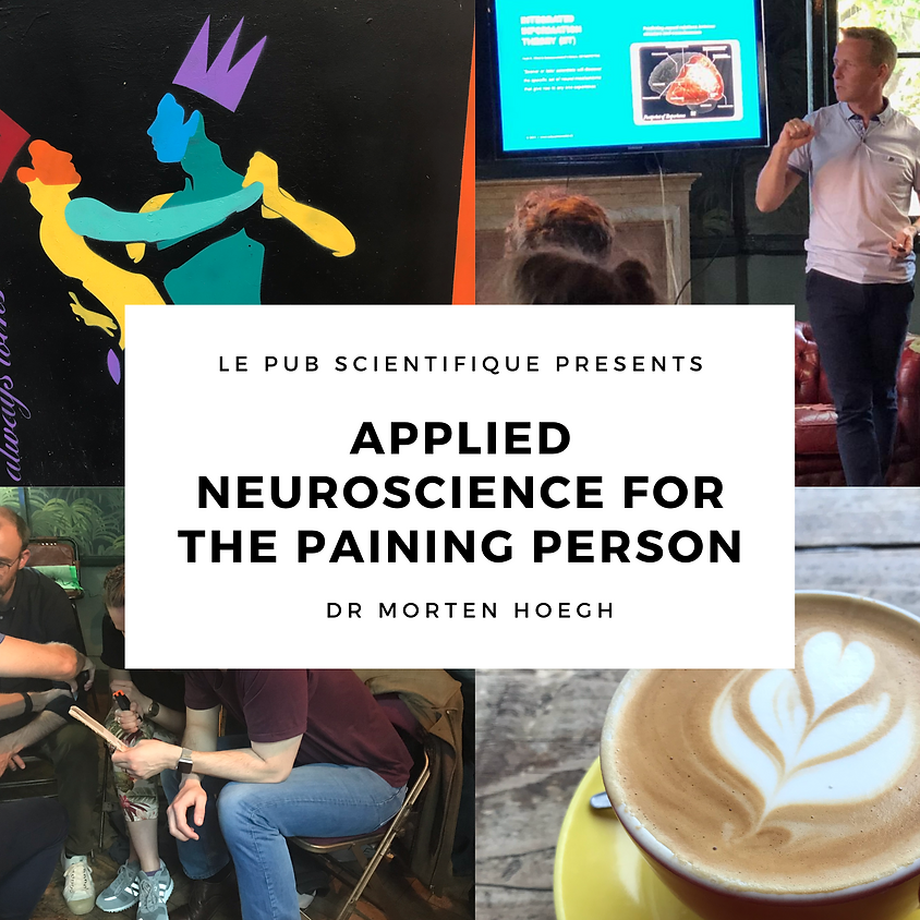 Course - Morten Hoegh - Applied neuroscience for the paining person