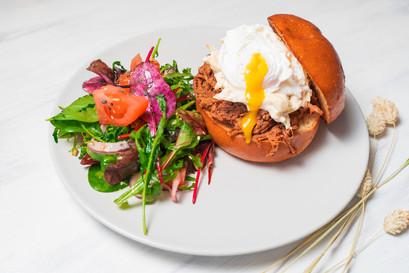 Green Fox Cafe Dublin - Pulled Pork and