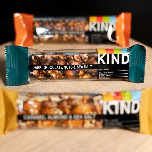 Kind Snacks Salted Caramel Dark Chocolat