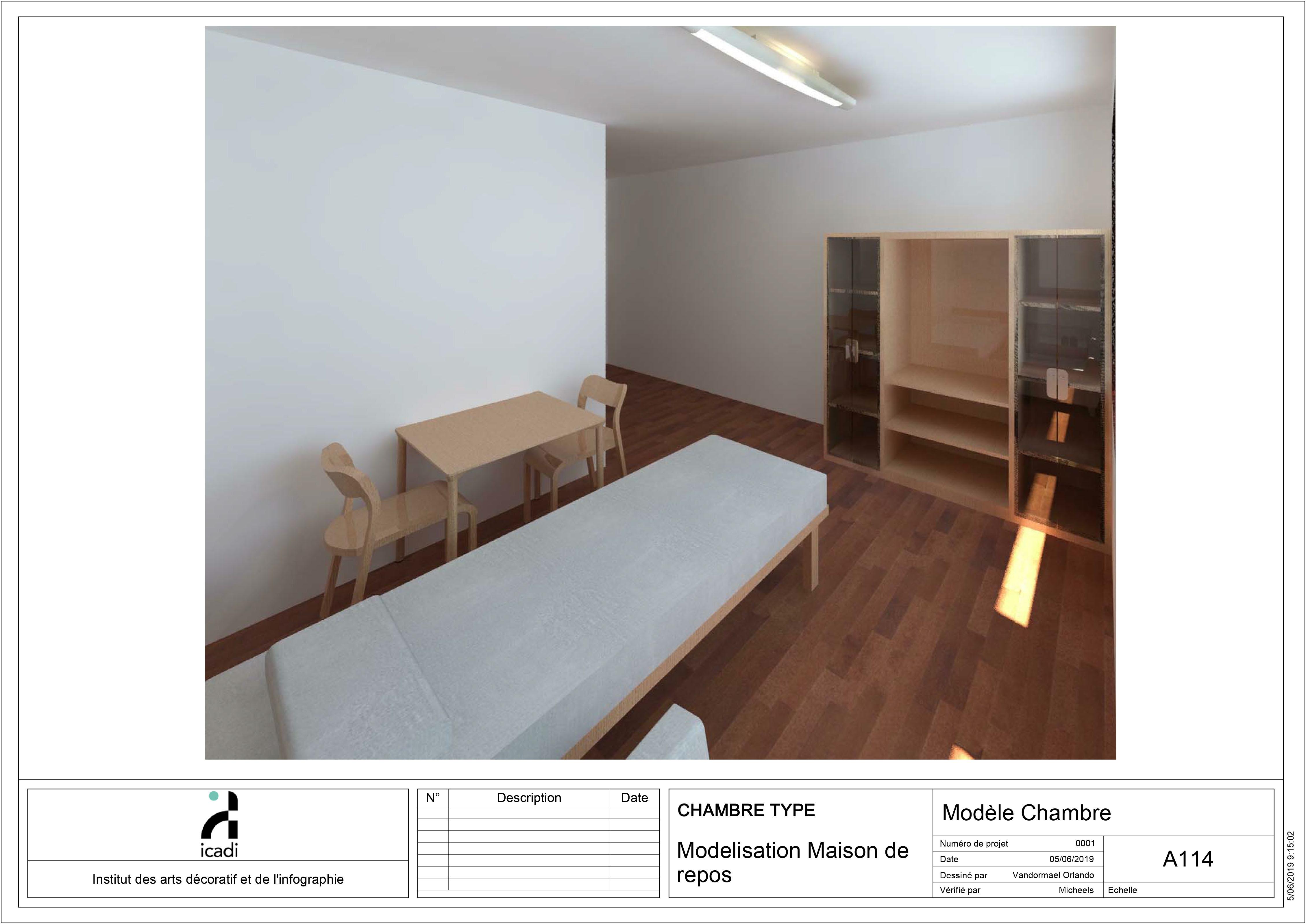 image 3d chambre 1