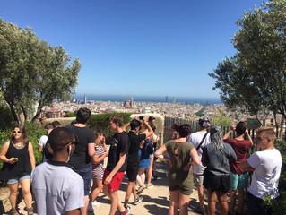 Voyage à Barcelone 2017