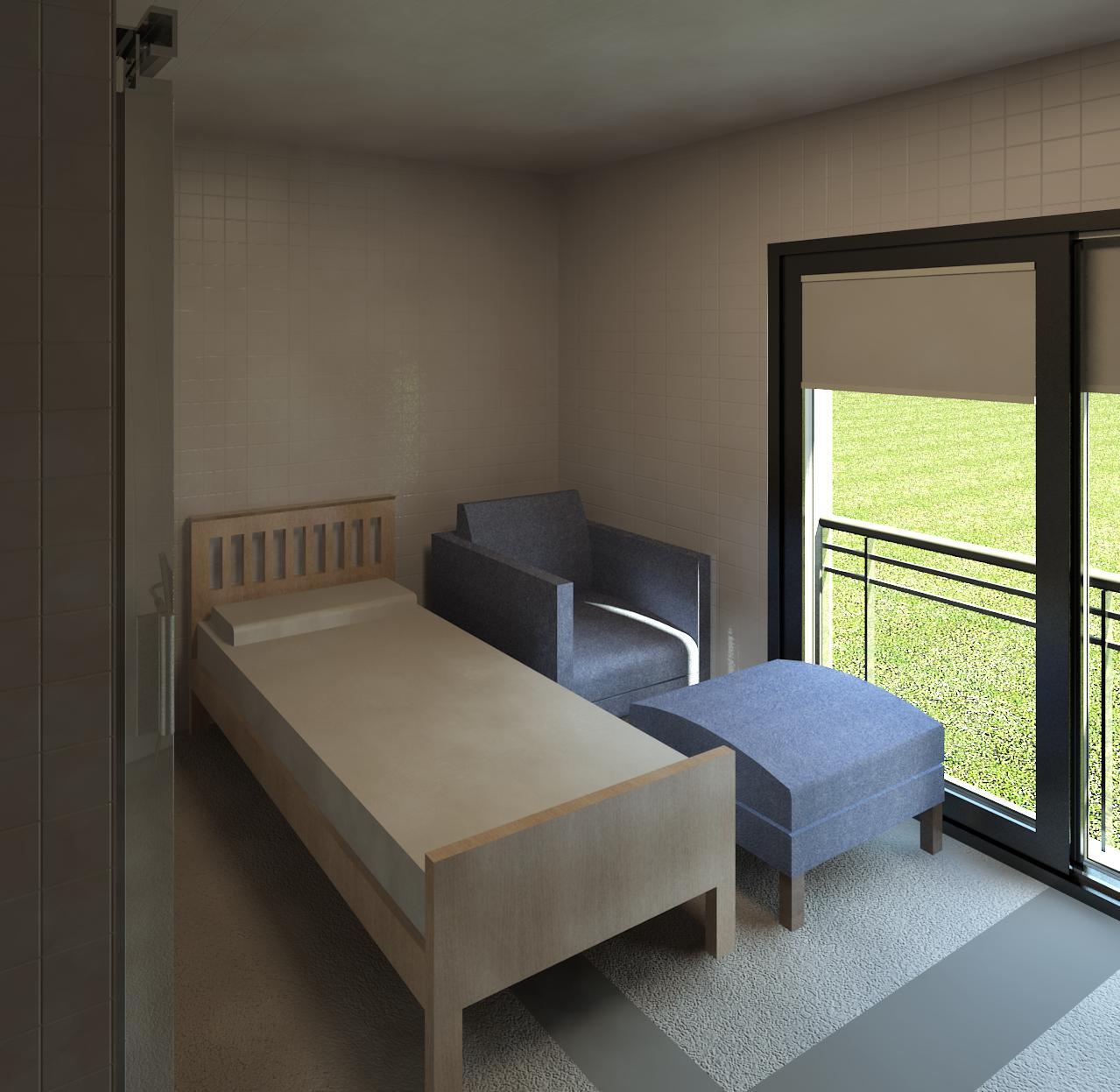 image 3d chambre 2