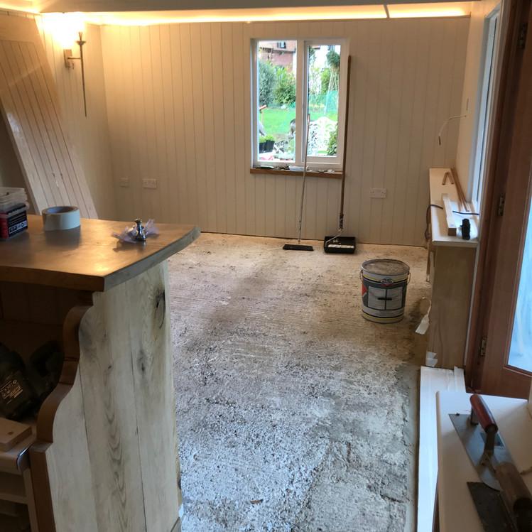 Indoor Resin Floor Hertfordshire