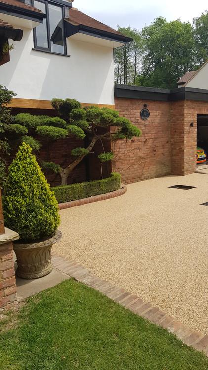 Resin Driveway Welwyn Hertfordshire 4