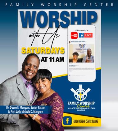 Family Worship Center Worship