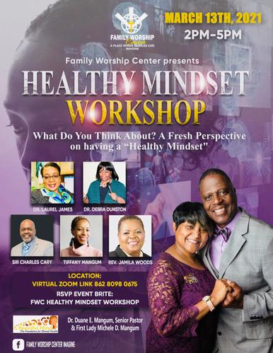 Healthy Mindset Workshop