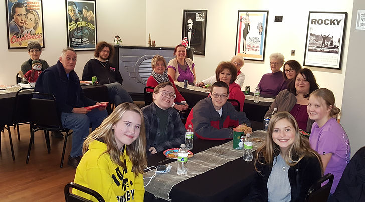 November 2017 Volunteer Party