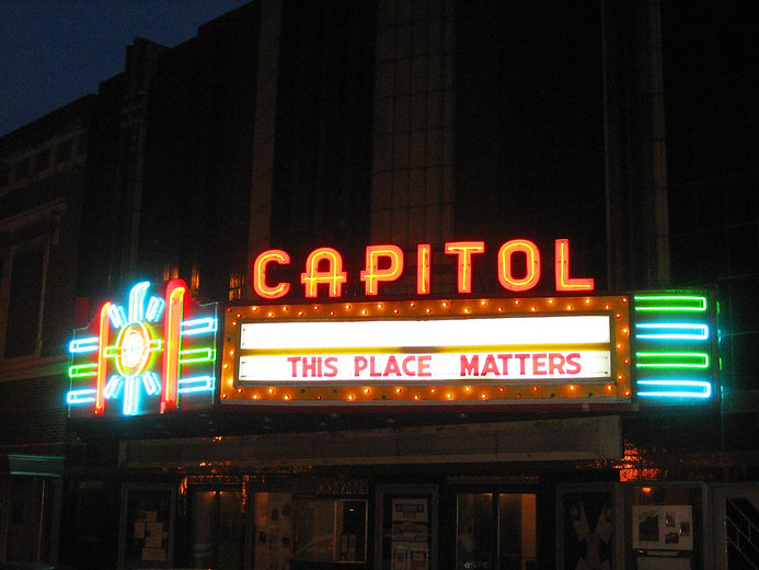 Marquee: This Place Matters