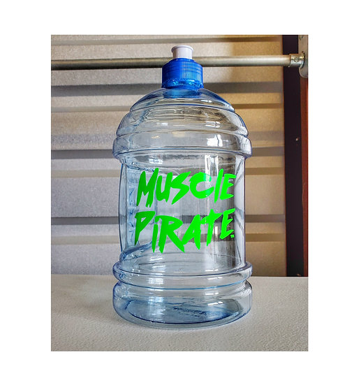 74oz Bottle by MUSCLE PIRATE