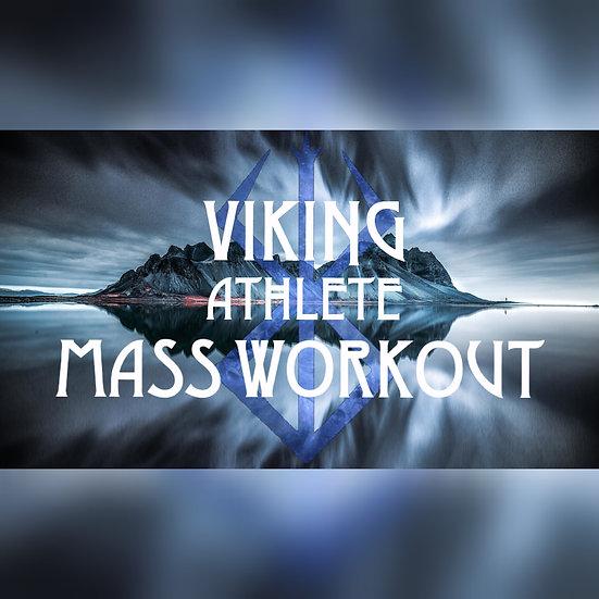 Viking Athlete MASS Workout PDF