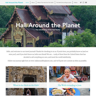 Hall Around the Planet