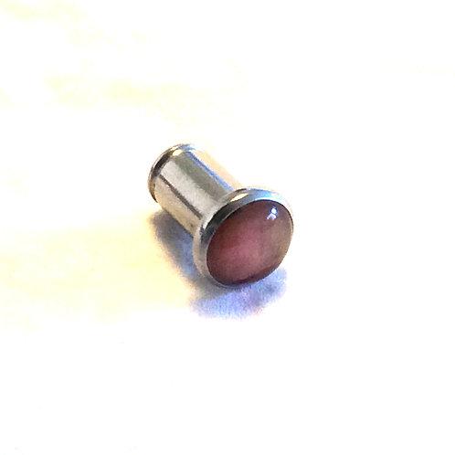 Plug, Kirugisk stål   6 mm
